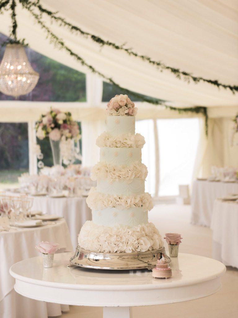 Luxurious Marquee Wedding at The Manor