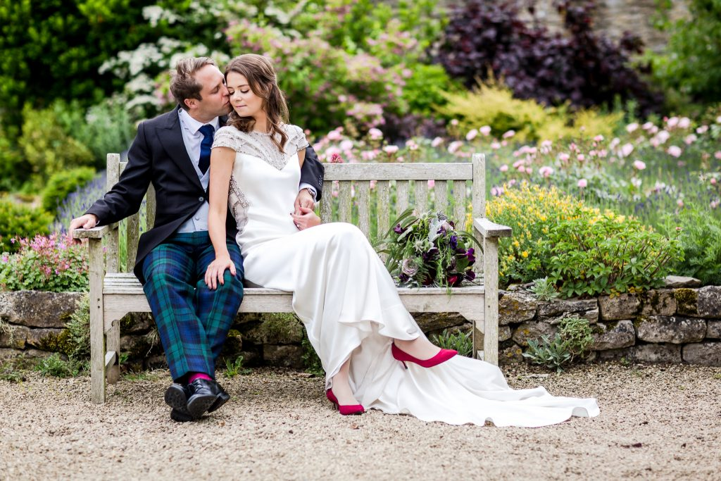 Esme and Oli's wedding, Caswell House
