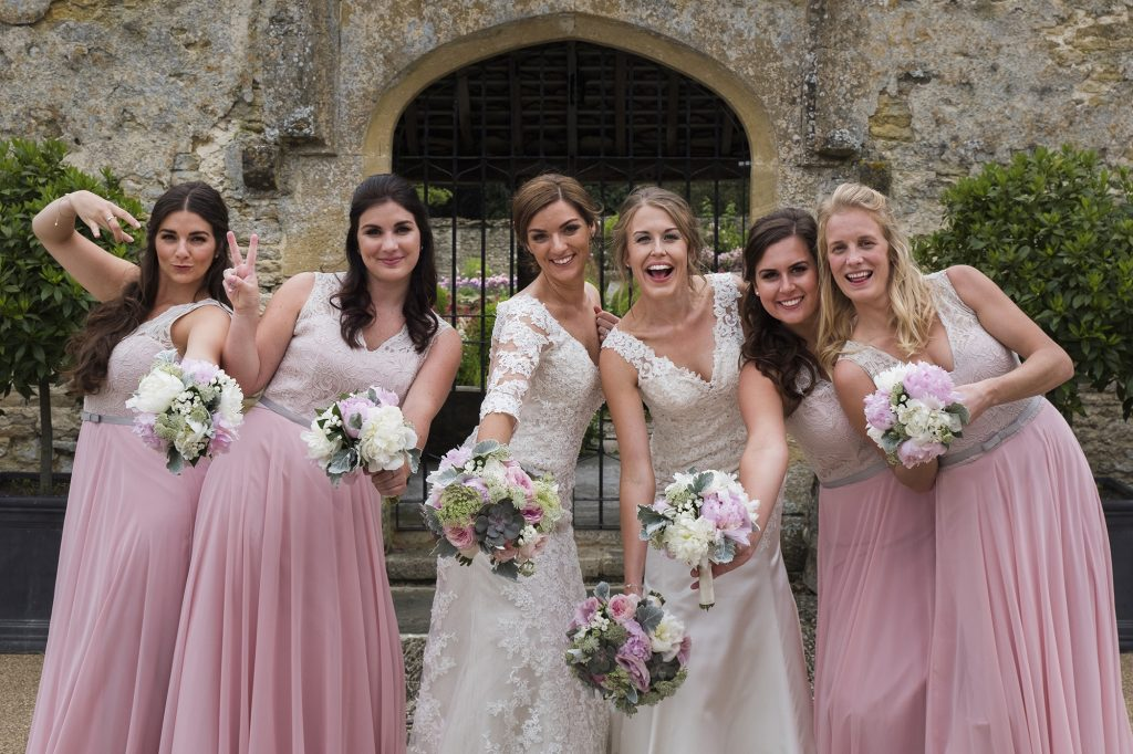 Ester and Alex's wedding, Caswell House
