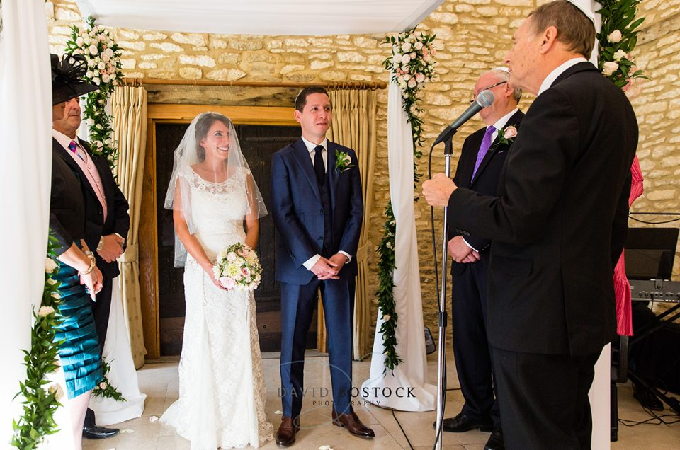 Victoria and Simon's Wedding, Caswell House