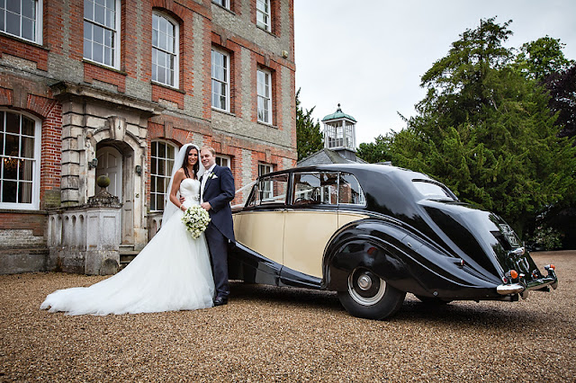 Michelle and Jonathan's wedding, Ardington House