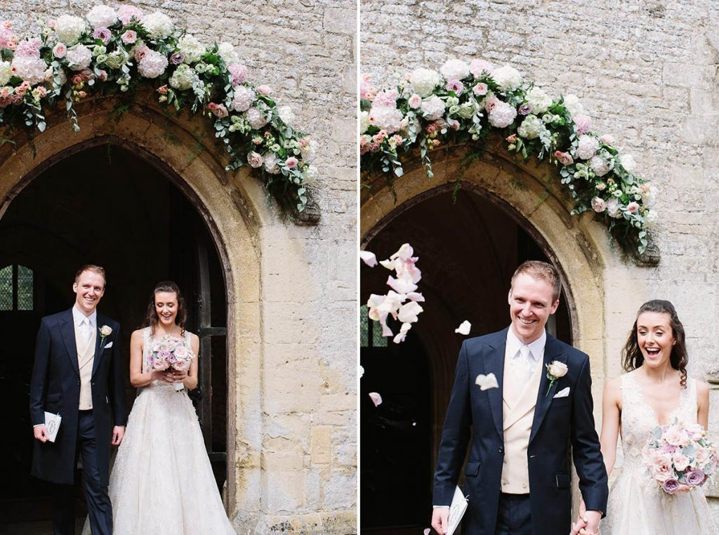 Lauren and George's exclusive wedding day at Belmond Le Manoir aux Quat'Saisons