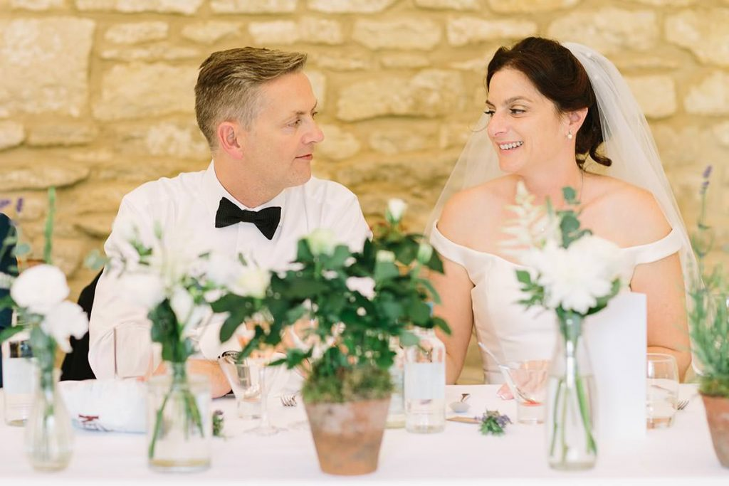 Lydia and Julian's wedding, Caswell House