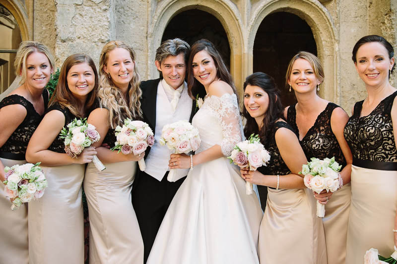 Brian and Kelly's Wedding, Oxford Union