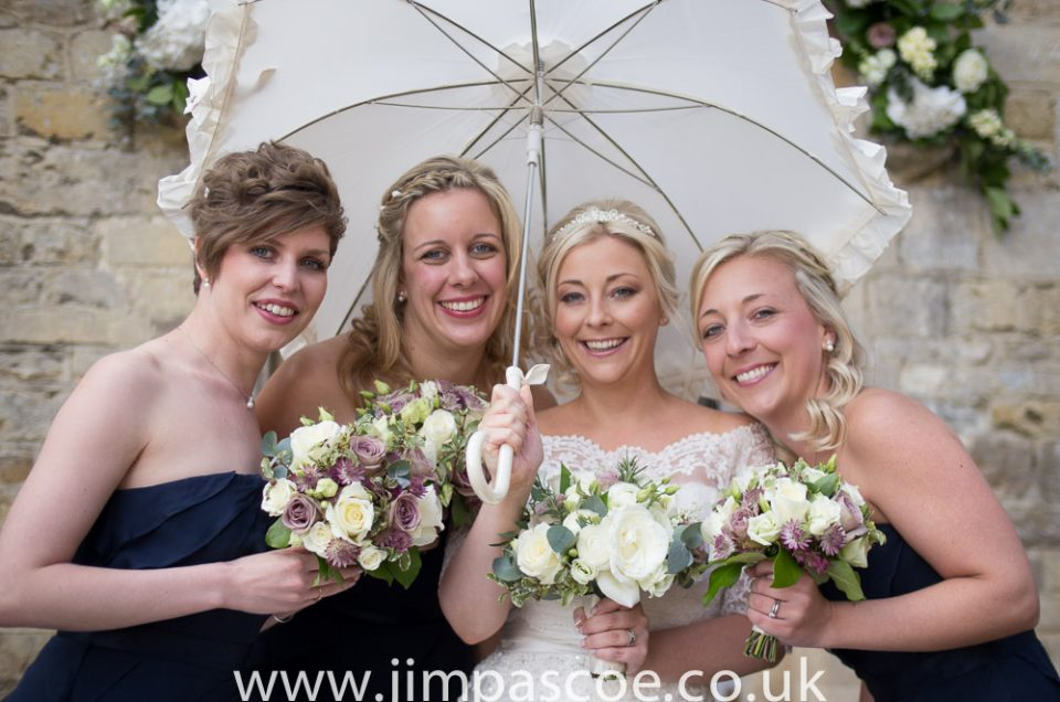 Natasha and James's Wedding, Notley Abbey