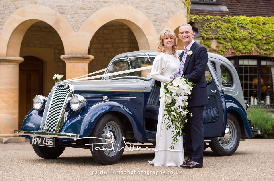 Ian and Kay's wedding at Le Manoir aux Quat'Saisons