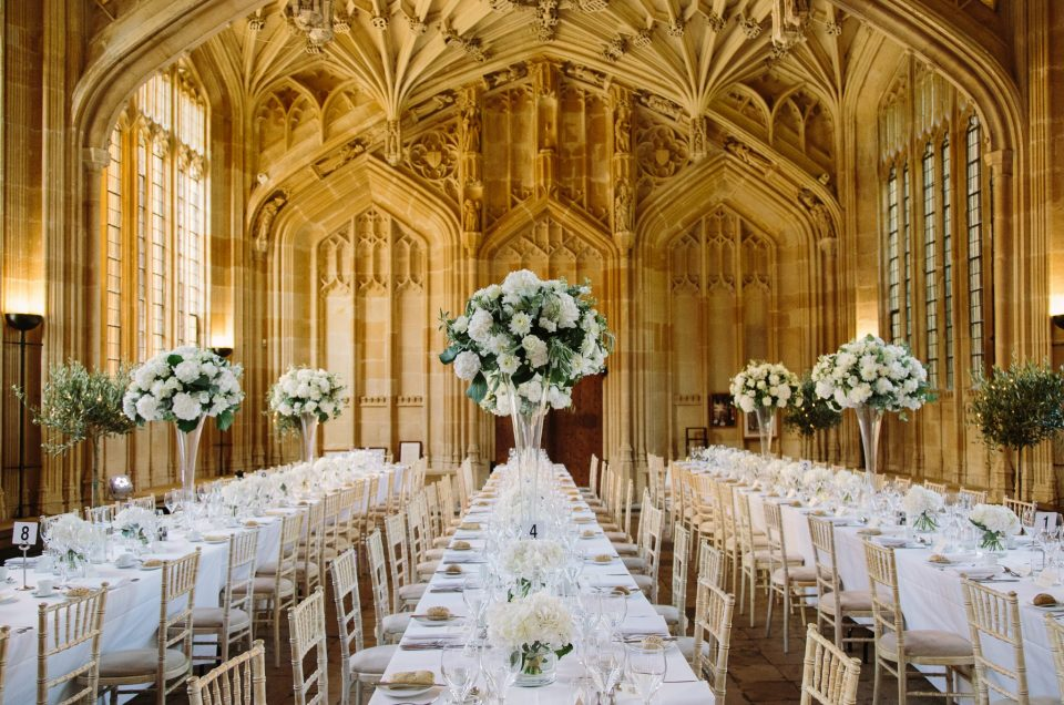 Harry and Claire, Bodleian Library Wedding