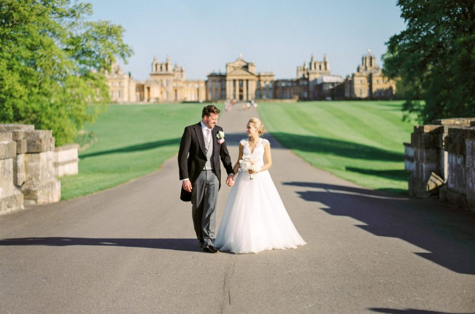 Kate and Aiden, Blenheim Palace
