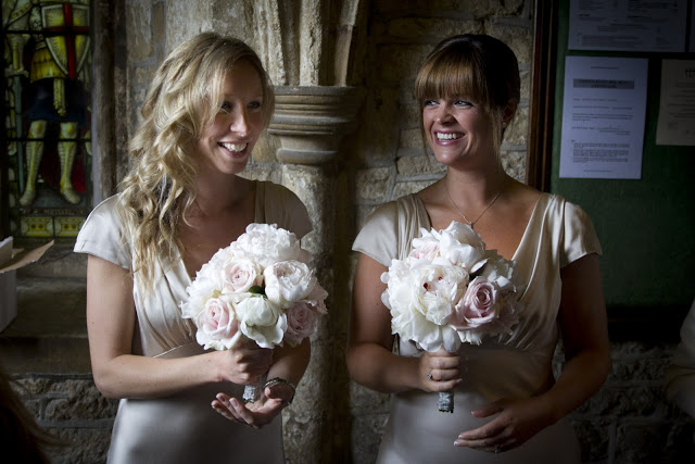 Nicola and Rob's wedding, Notley Abbey