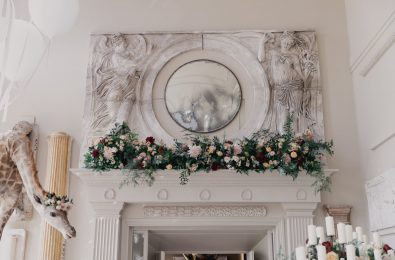 Aynhoe, park, wedding, flowers, luxury, florist, orangery